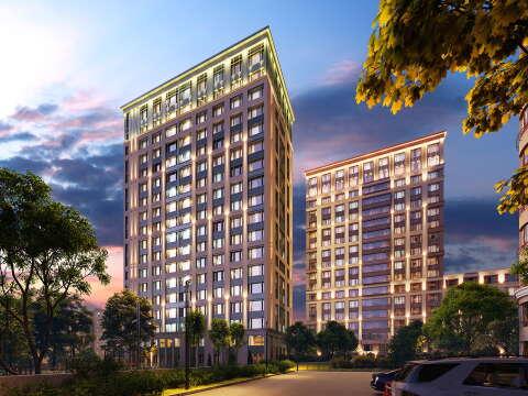 «Дом на Тишинке» Большие квартиры для «масштабных» людей